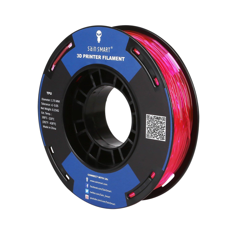 Filamento TPU 1.75mm 0.25kg COLOR FOTO-1 IMP 3D [78J9SXBJ]
