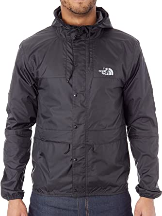 7eee39b522 THE NORTH FACE TNF Black-High Rise Grey Mountain 1985 Seasonal Celebration  Water  The North Face  Amazon.co.uk  Clothing