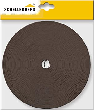 Correa de persiana color beige Schellenberg