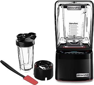 product image for Blendtec Professional 800 Blender-WildSide+ Jar (90 oz), Blendtec GO Cup (34 oz) and Spoonula Spatula BUNDLE - Sealed Sound Enclosure - Professional-Grade Power - 11-Speed - Self-Cleaning - Black