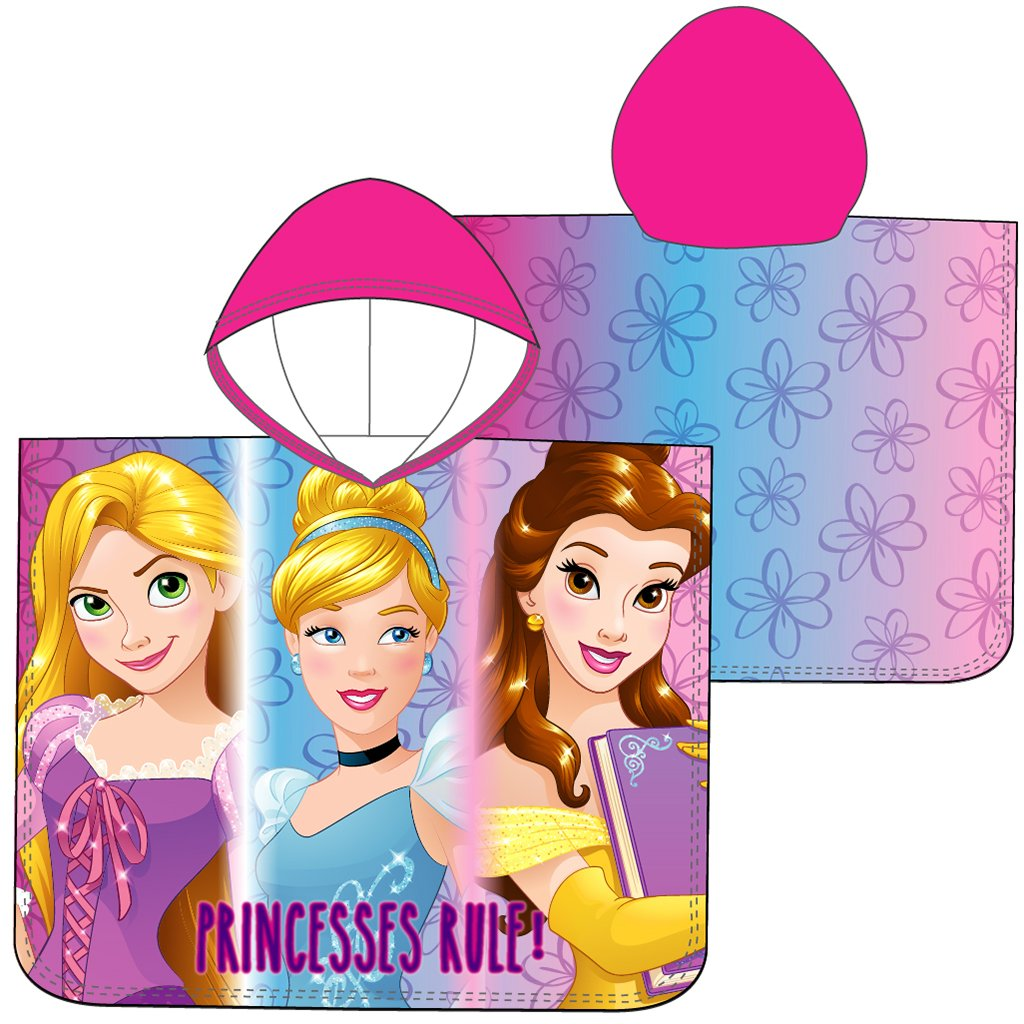 Disney Princess towel cotton beach bath towel childrens girls 100% official item great gift ideas