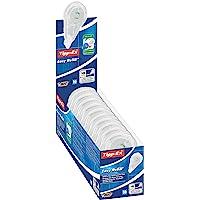 Tipp-Ex ECOlutions Nachfüllkassette für Easy Refill – Korrekturband 14m x 5mm – 10er Pack