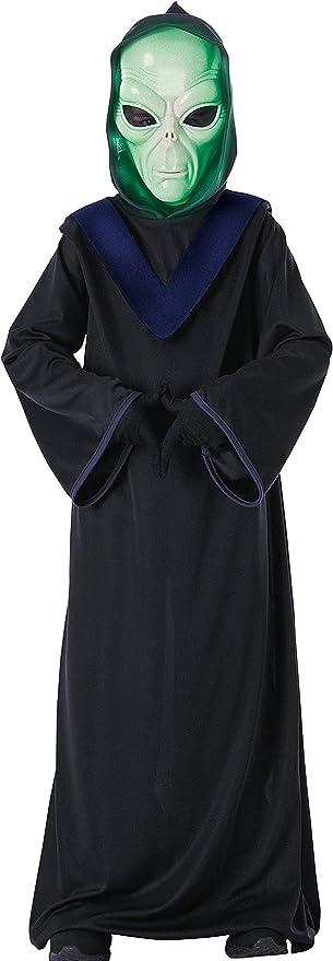 Rubies Alien Commander Child Costume, Large