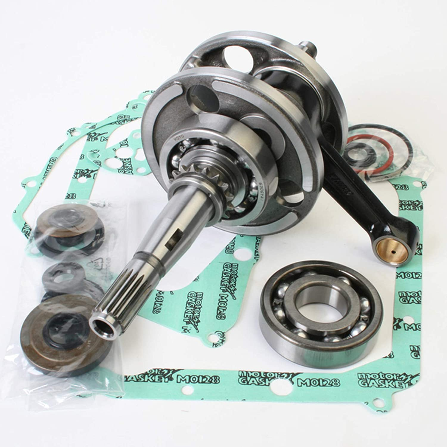 Wiseco WPC117 Crankshaft Assembly for Kawasaki//Suzuki