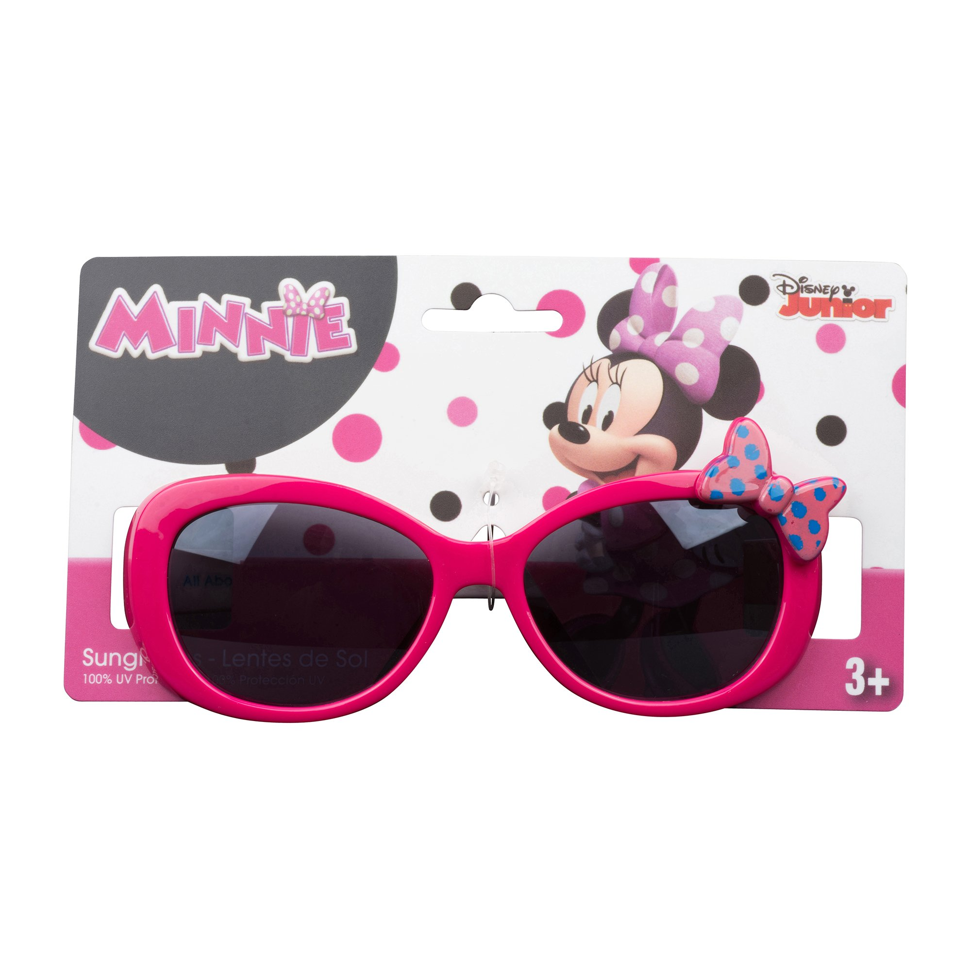 KIDS SUNGLASSES- GIRLS DISNEY 100% UV, MINNIE, MOANA, PRINCESS
