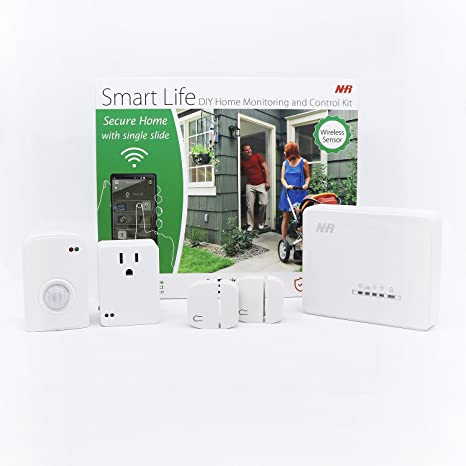 Amazon.com: Sentrol Cloud DIY Kit de alarma Smart Home ...