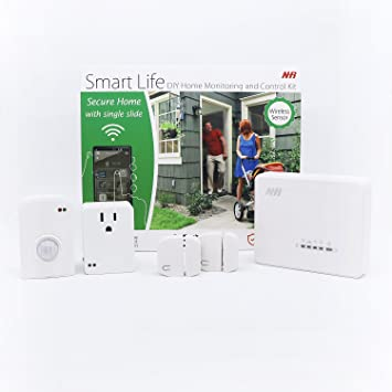 KIT ALARMA SMART LIFE HOME: Amazon.es: Electrónica