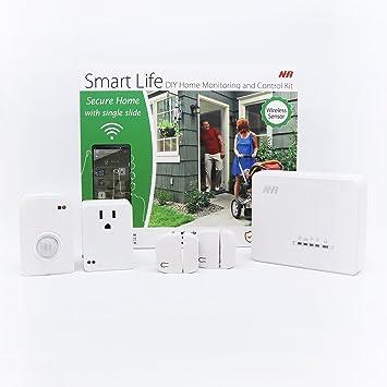 KIT ALARMA SMART LIFE HOME: Amazon.es: Electrónica