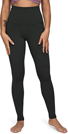 QUEENIEKE Womens Yoga Pants High Waisted Sports Leggings Tummy Control Workout Pants with Pocket for Running Fitness Yoga