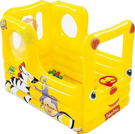 Amazon.com: Fisher-Price - Bola hinchable para niños, color ...