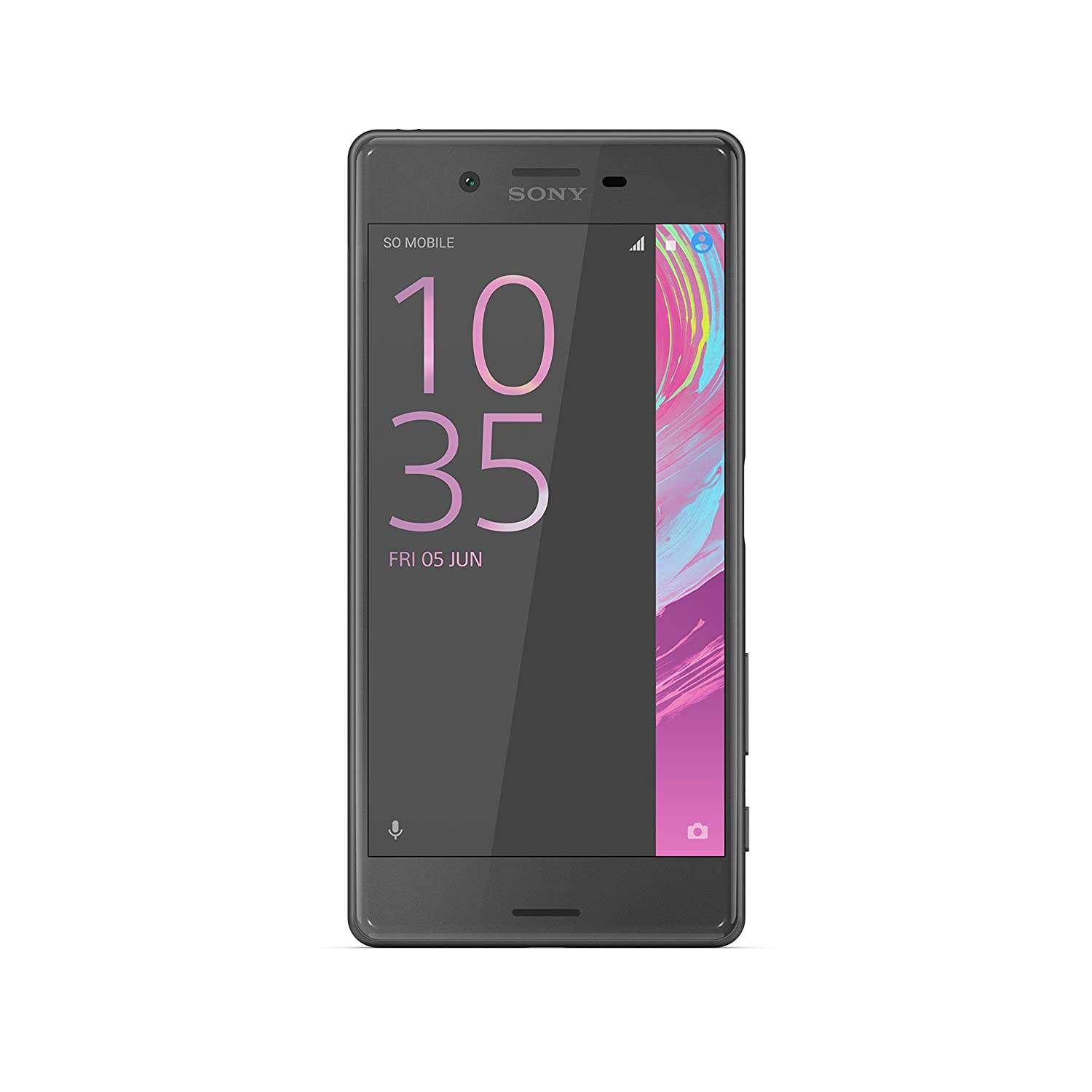 Amazon Sony Xperia X unlocked smartphone 32GB Black US Warranty Cell Phones & Accessories