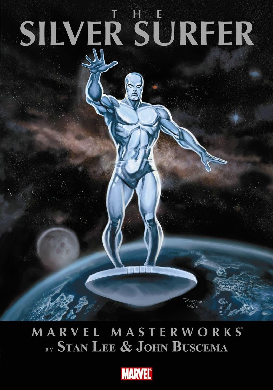 Read Online The Silver Surfer, Vol. 1 (Marvel Masterworks) pdf epub