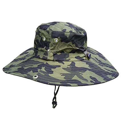 Amazon Com Roomax Fishing Hats For Men Sun Protection Camouflage