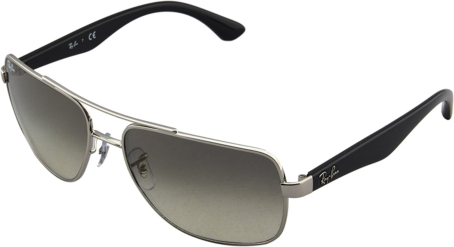 Ray-Ban Men's RB3483 Square...