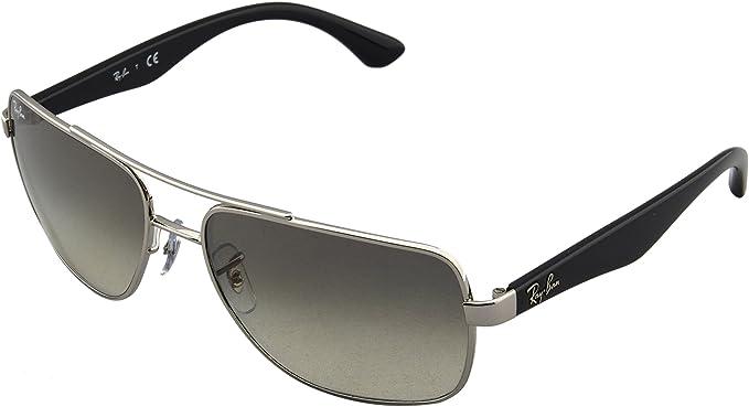 Ray Ban Herren Sonnenbrille Metallic Rb 3483 003 32 Gr One Size Mehrfarbig Bekleidung