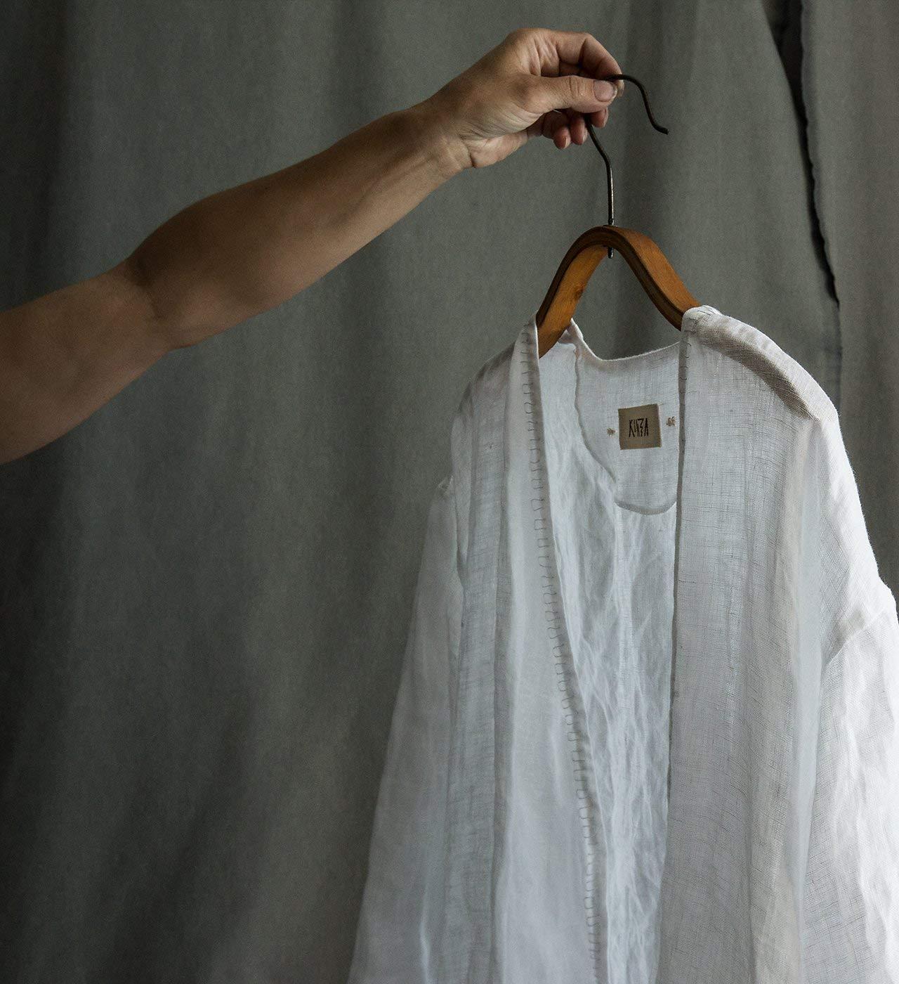 ff97e66e895 Linen robe linen gauze robe linen pyjama linen home wear linen suit lounge wear  linen womens