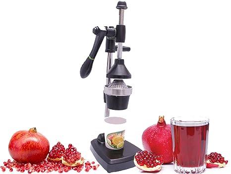 Kuber industrias presión de la mano exprimidor/licuadora de frutas/verduras exprimidor manual/