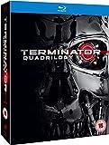 Terminator Quadrilogy 1-4 [4-Disc Set] [Blu-ray]