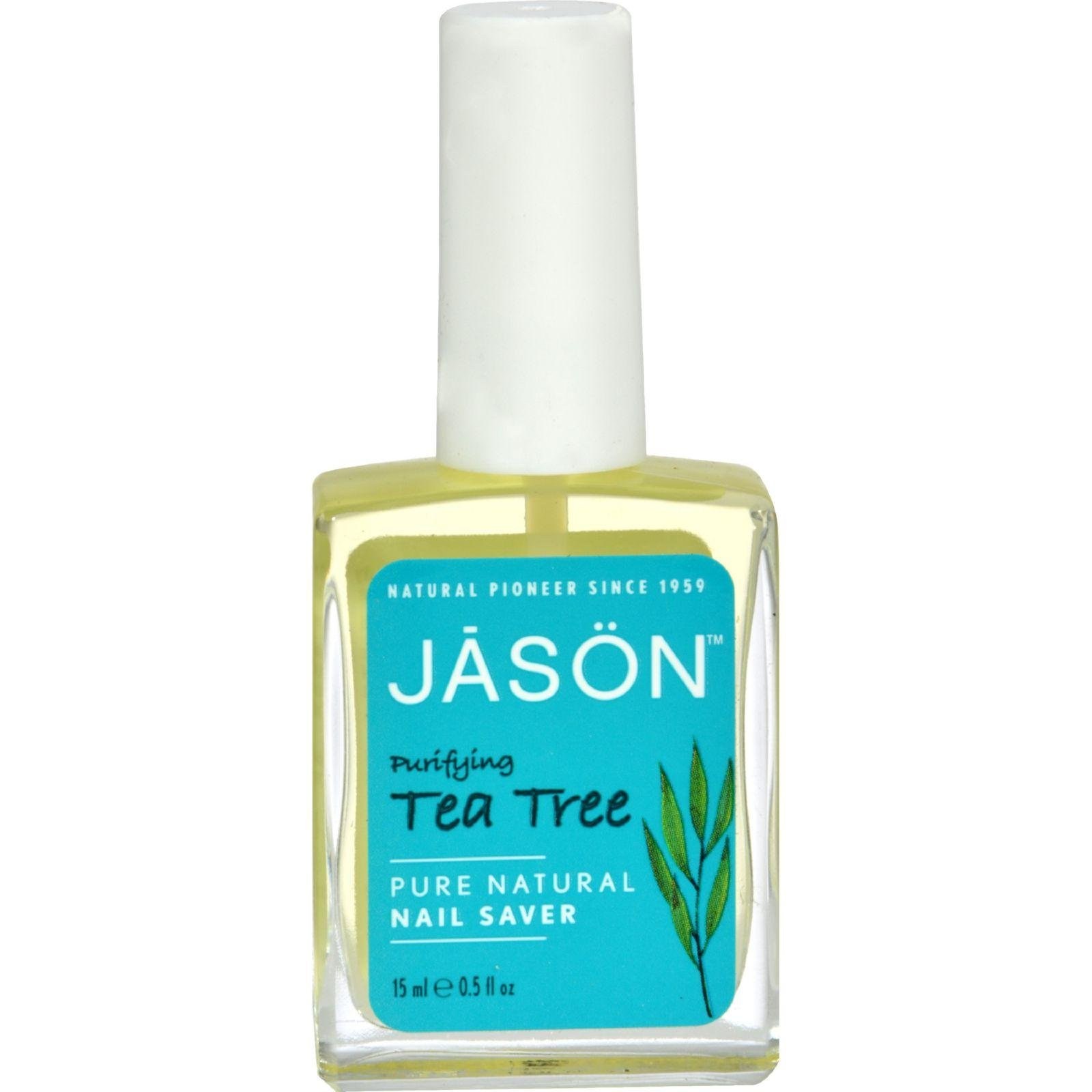 Jason tea tree nail saver