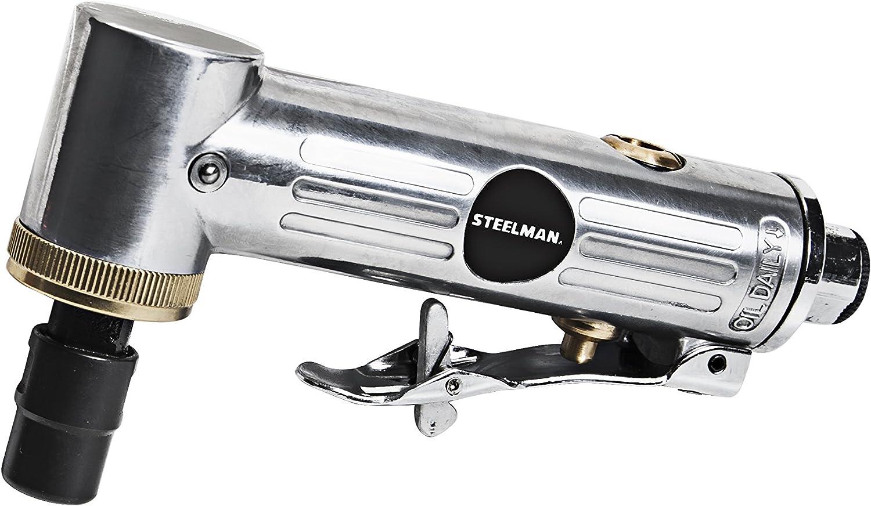 Steelman 1520 1//4-Inch Angle Die Grinder