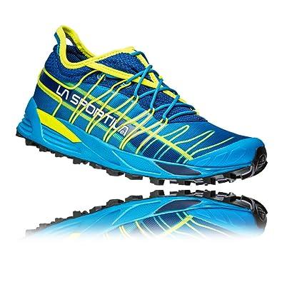 10f8fe4c987 La Sportiva Mutant Trail Running Shoes - SS19-10 - Blue