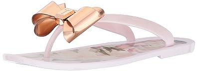 33d39dc2988ec5 Ted Baker Women s RUEDAY Flip-Flop