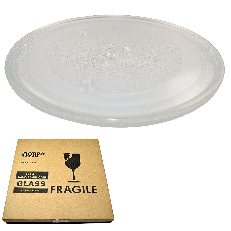 HQRP - 25,4 cm - plato bandeja para blanco Westinghouse DE74 ...