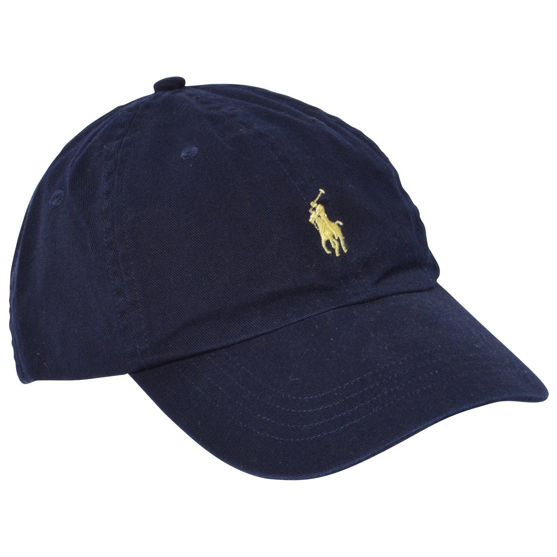 Polo Ralph Lauren hombres Pony Logo deportivo ajustable sombrero ...
