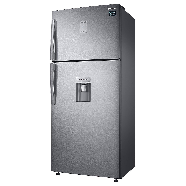 Samsung RT53K6540SL Independiente 526L A+ Acero inoxidable nevera y congelador - Frigorífico (526 L, SN-T, 6 kg/24h, A+, Compartimiento de zona fresca, ...