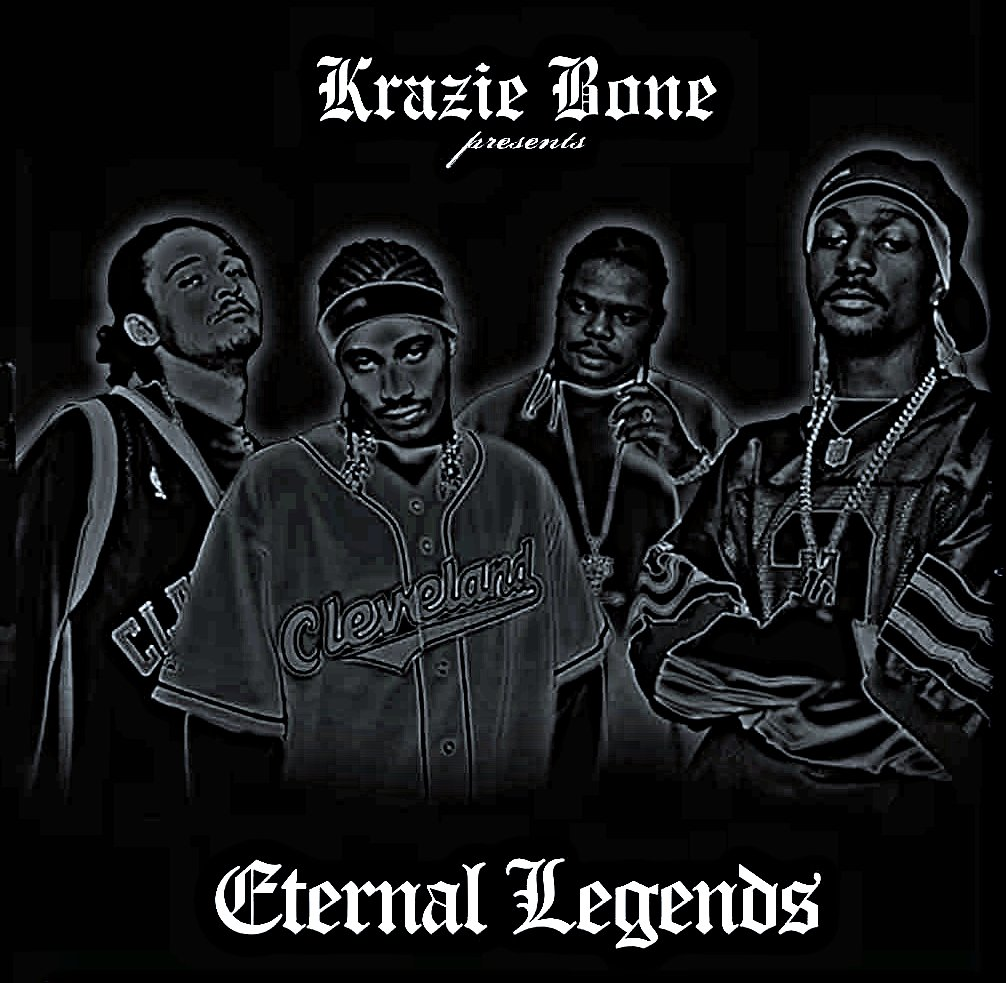 Bone Thugs N Harmony Krayzie Bone Presents Eternal Legends