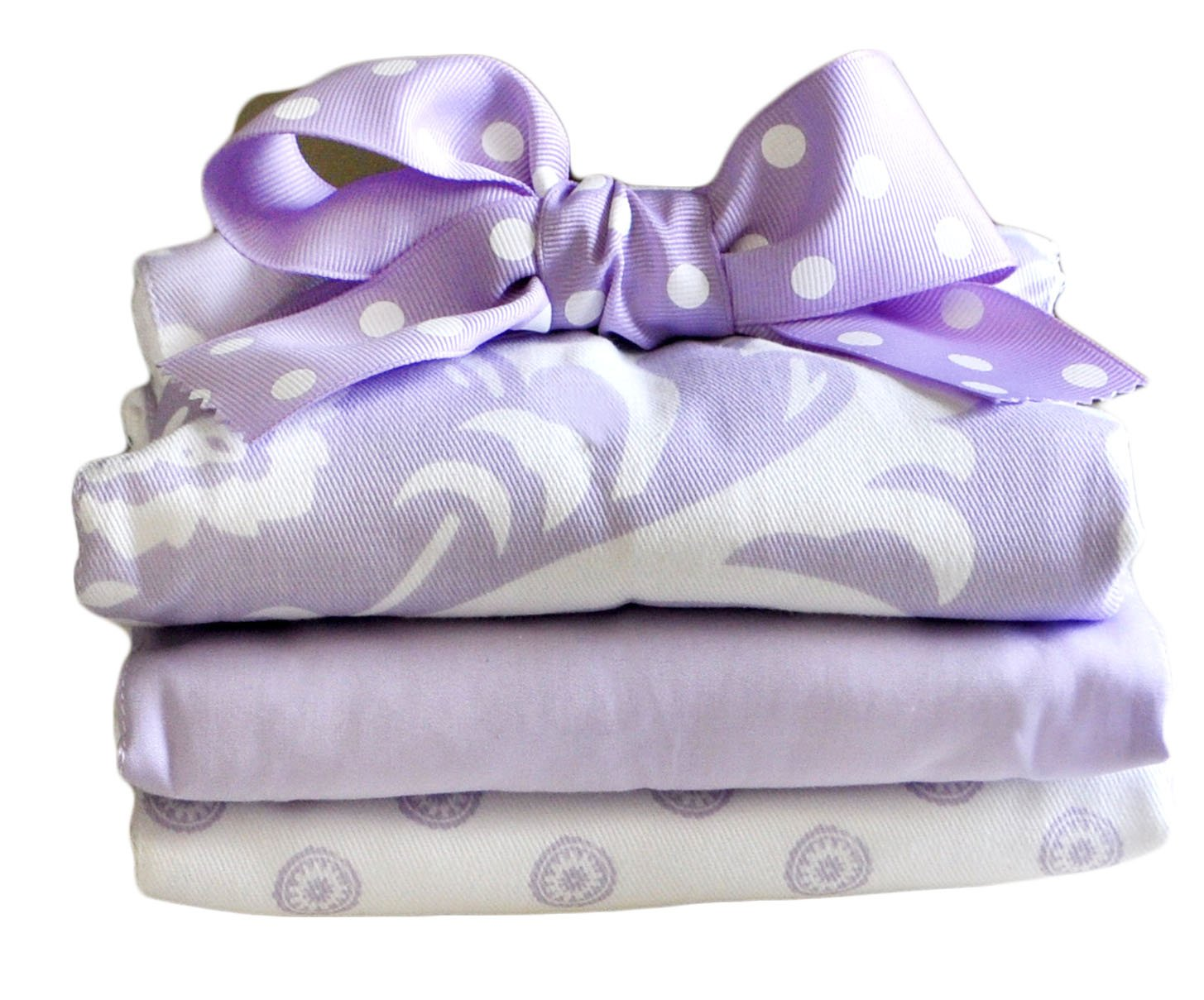 New Arrivals Burpcloth, Sweet Violet