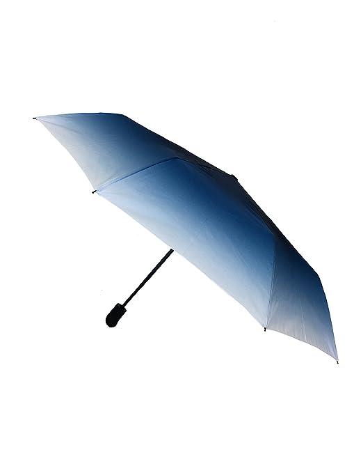SMATI Paraguas plegable señora Abre-cierra automático Antiviento - sólido - -Tie & Tinte