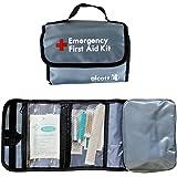 FabaCare Erste Hilfe Set für Hunde, Haustiere und Menschen, 47 Teile in praktischer Tasche, Erste-Hilfe-Tasche für Tiere, Spezialversiegelung