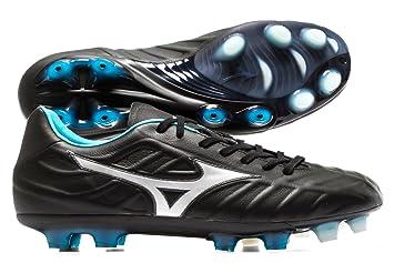 cb470cc57 Rebula V1 FG Football Boots - Black Silver Diva Blue - Size 7
