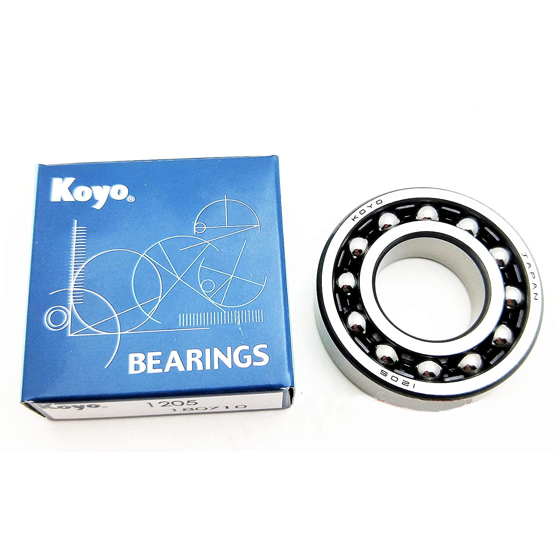 Forest Industry KOYO 2304 K Self-aligning Ball Bearings 20x52x21mm