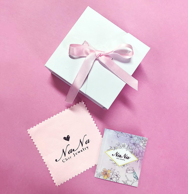 Amazon.com: NaNa Chic Jewelry Women Celtic Knot Triangle Love Heart ...