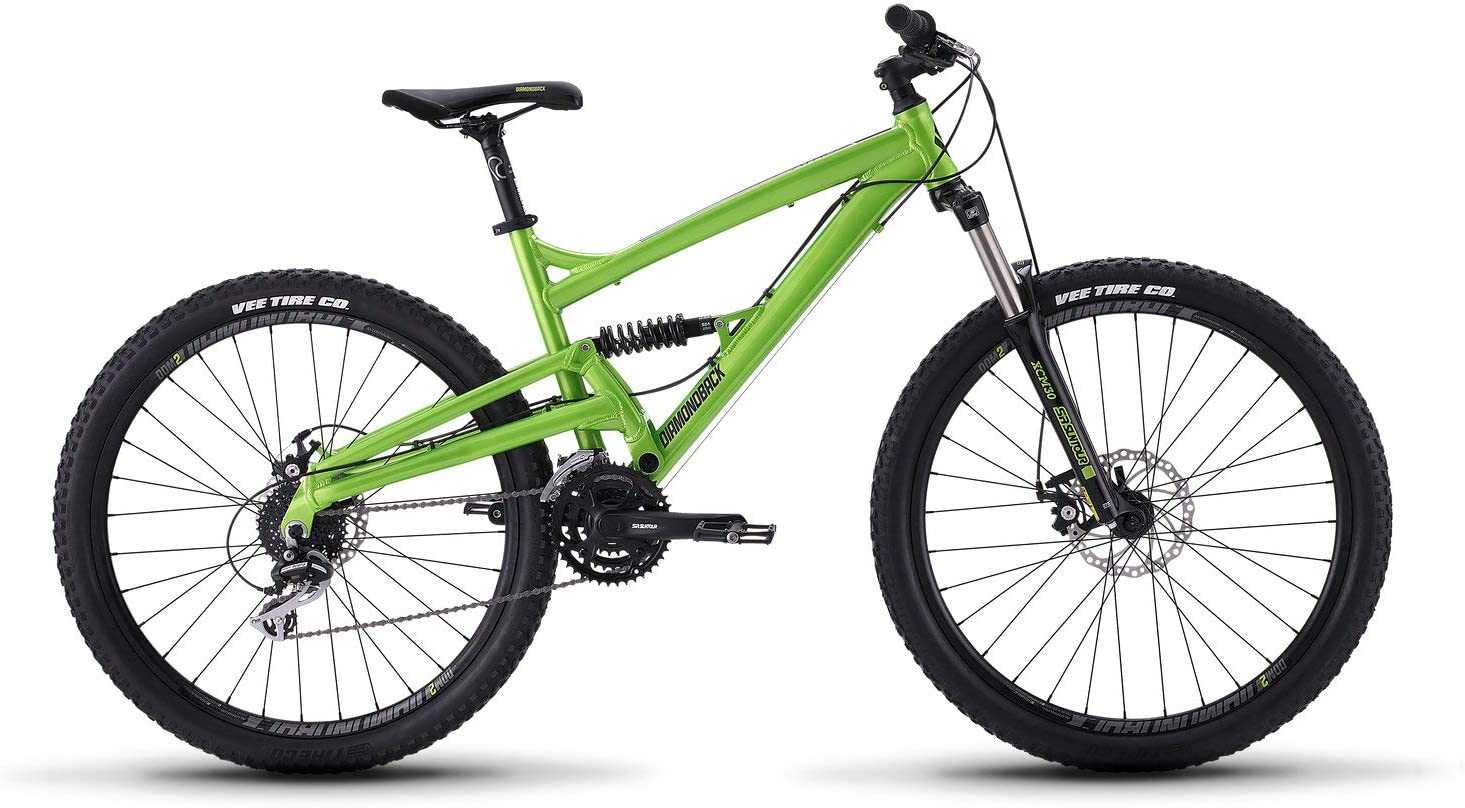 Diamondback Bicycles Atroz 1, Full Suspension Mountain Bike