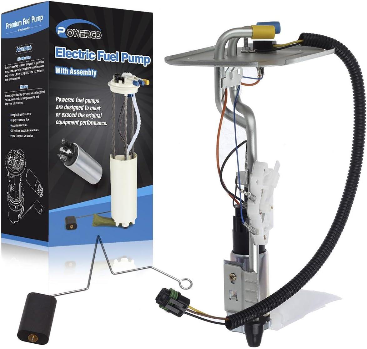 1772416 Fuel Pump Module w// Sender Assembly For 95 Jeep Wrangler L4-2.5L L6-4.0L