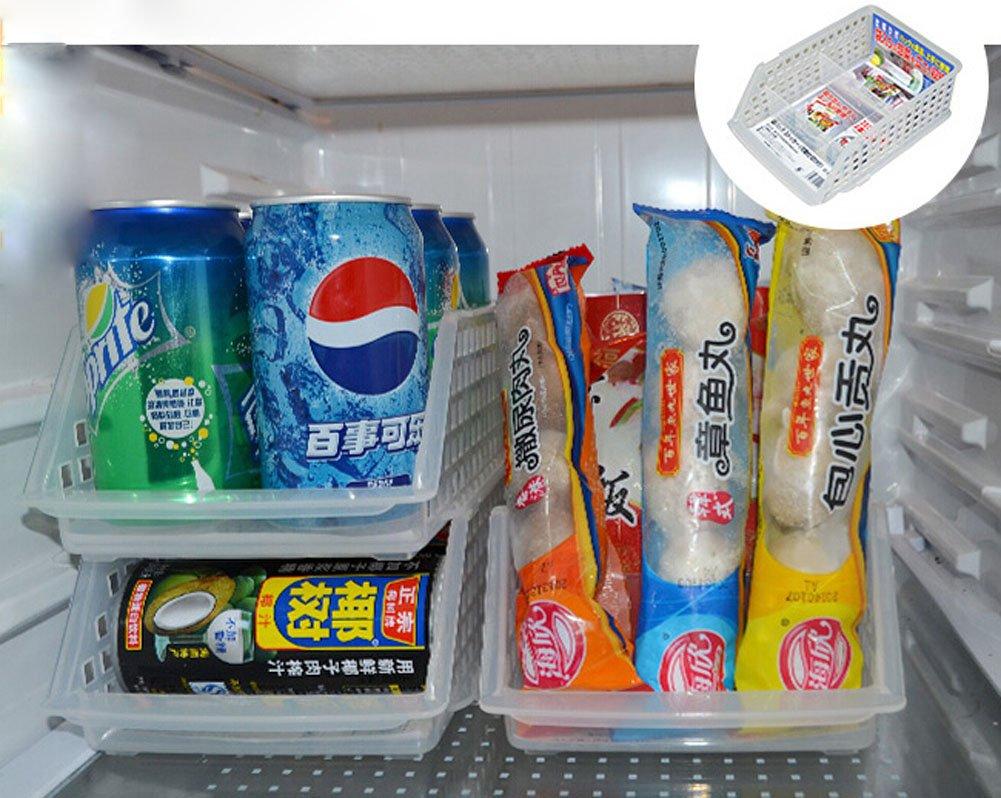 Kühlschrank Korb : Cm kühlschrank lagerplatz stapelbare korb