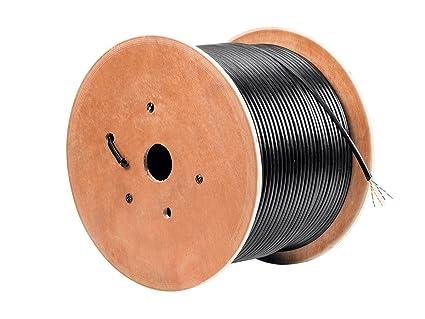 Amazon.com: Monoprice Cat6 Ethernet Bulk Cable - Network ... on