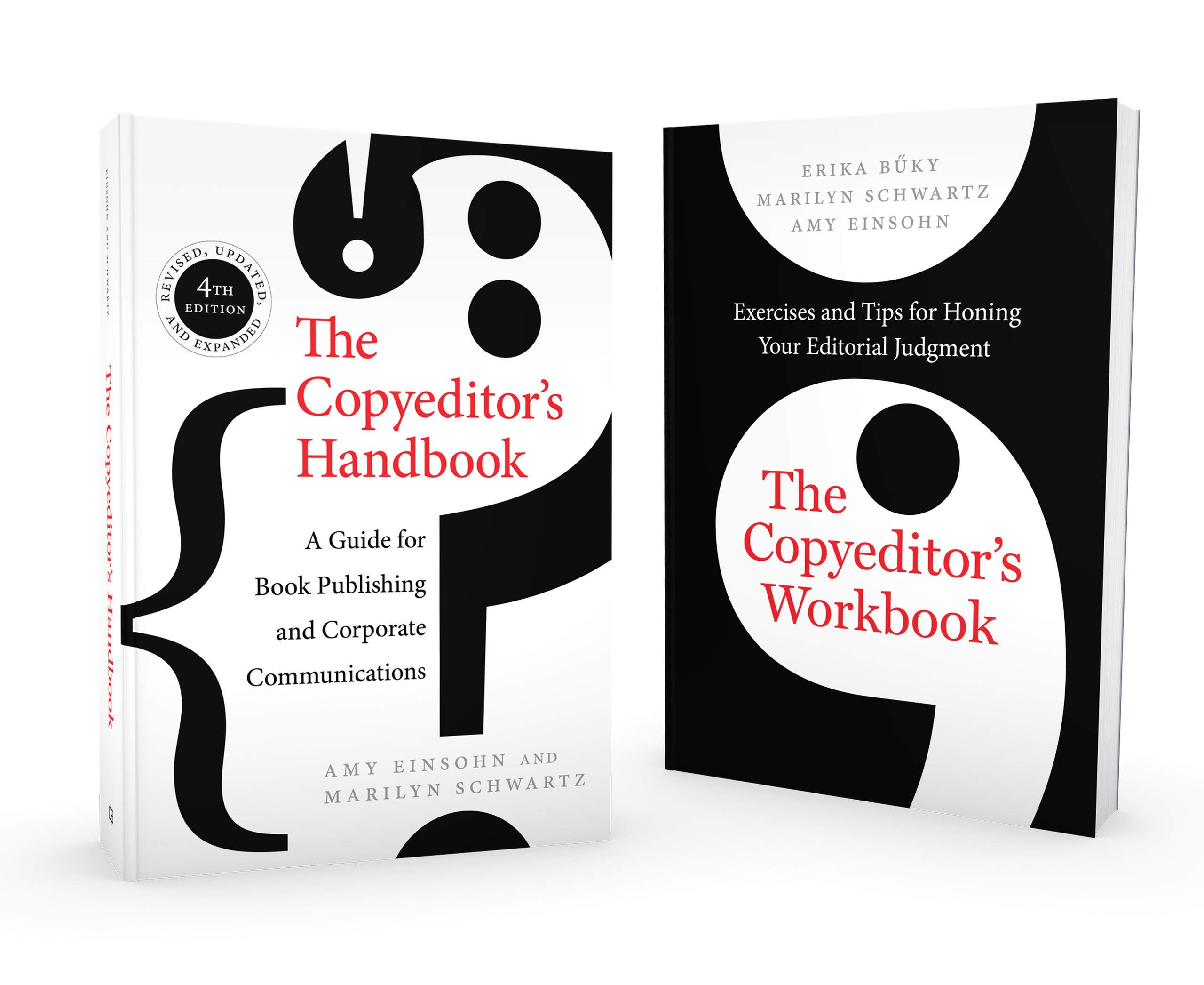 The Copyeditor's Handbook and Workbook: The Complete Set by University of California Press