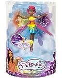 Flutterbye FairyFlying Fairy Doll Dawn African American