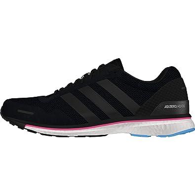 best sneakers 49a82 5049b adidas Damen Adizero Adios 3 Laufschuhe Schwarz (NegbásMagreaAzubri 0) 36