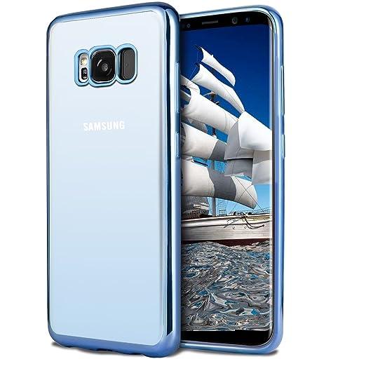 34 opinioni per Custodia Galaxy S8 Plus , innislink Galaxy S8 Plus Bumper Case [Protezione