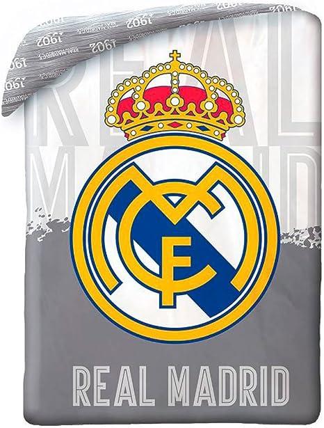 Colcha de verano REAL MADRID producto oficial (180x260) para