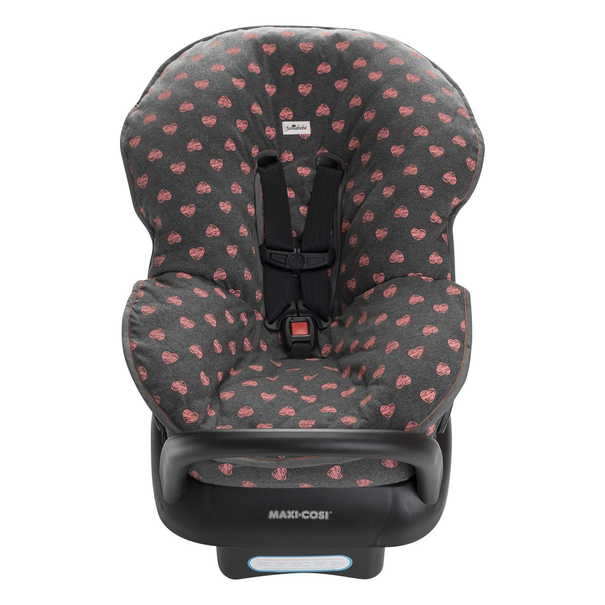 Black Star Maxi COSI MICO, CHICCO, BRITAX, ETC JANABEB/É Universal Padded Cover Liner for Baby Carriers and CAR SEAT