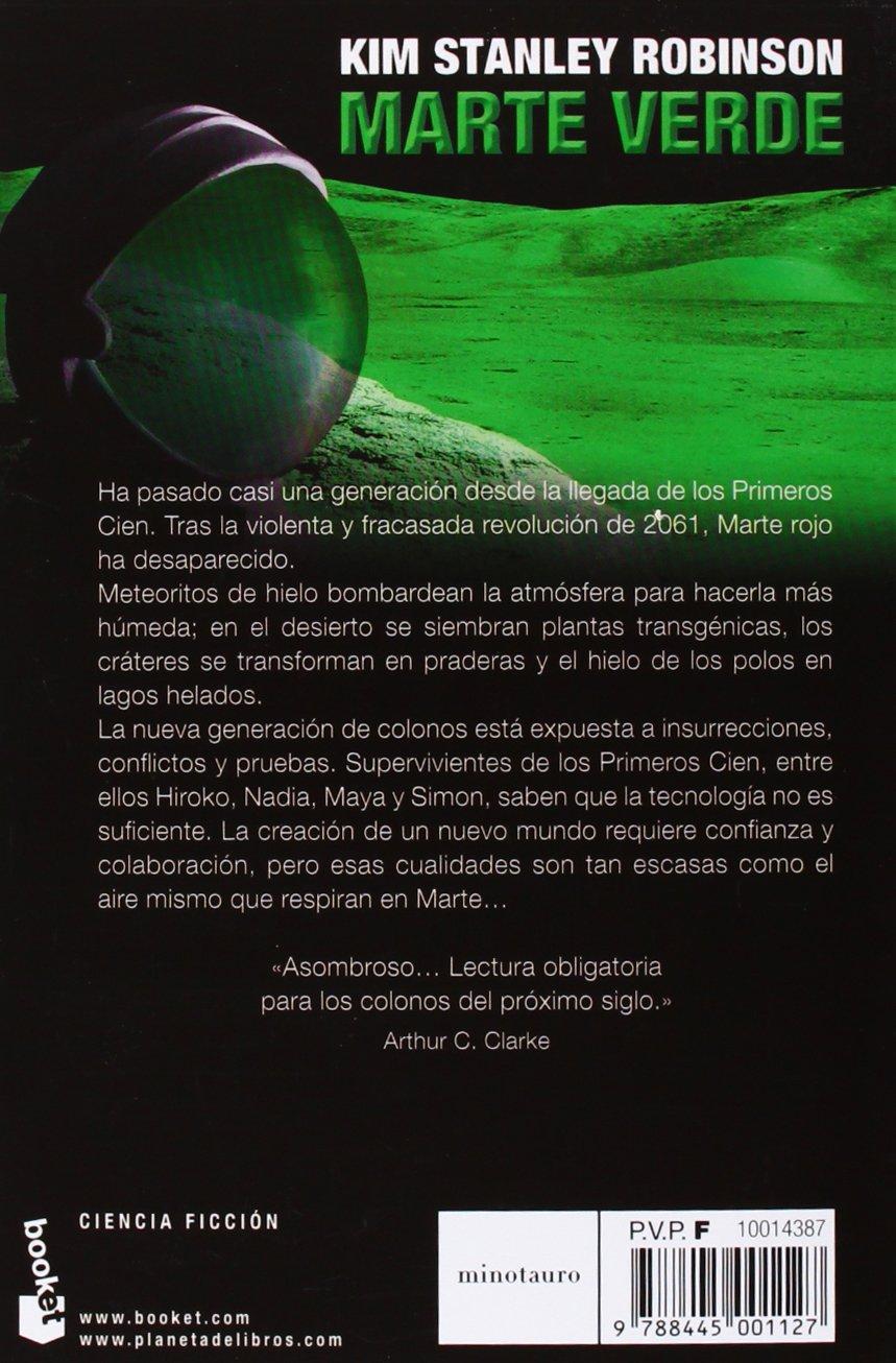 Resultado de imagen de Marte verde