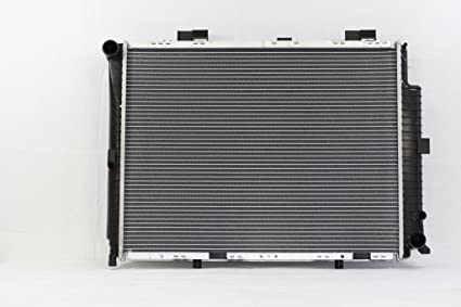 Radiator - Pacific Best Inc For/Fit 2069 95-96 Mercedes Benz W210 E300D  E-Class 97-98 E420 98-99 E430 AT PTAC