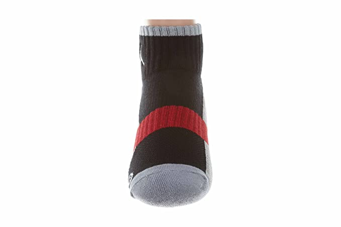 Jordan Hombre Air bajo calcetines deportivos de punta de Dri Fit
