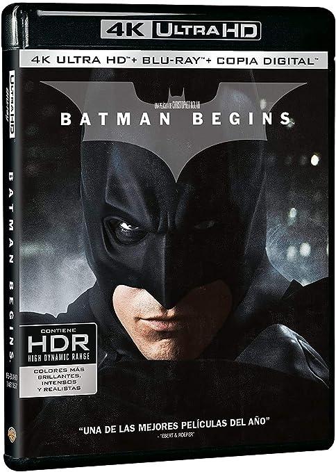 Pack Caballero Oscuro - Incluye Batman Begins + El Caballero ...